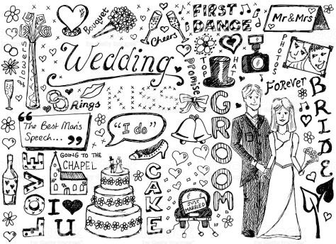 Married name doodles